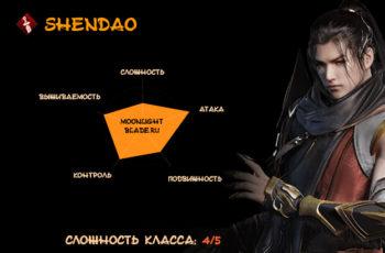 класс shendao обзор moonlight blade